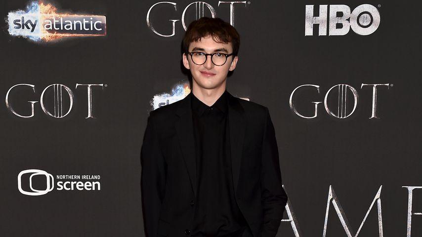 Isaac Hempstead Wright im April 2019