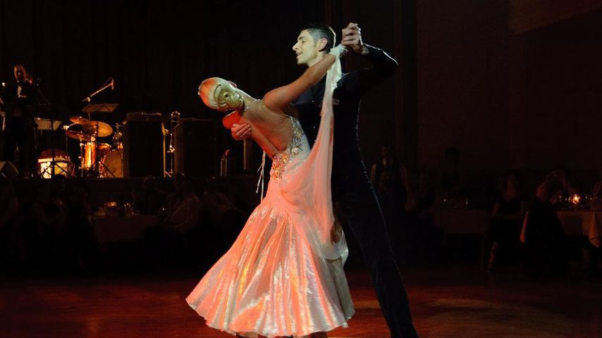 Isabel Edvardson und ihr Mann Marcus Weiß