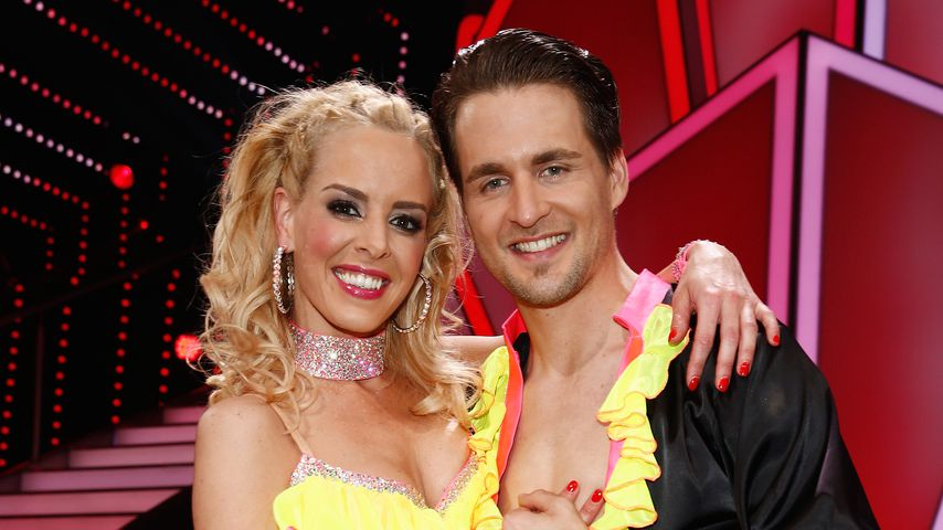 "Isabel Edvardsson und Alexander Klaws bei ""Let's Dance"""