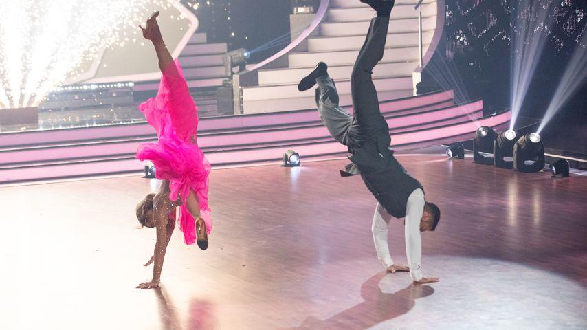 "Isabel Edvardsson und Benjamin Piwko im ""Let's Dance""-Halbfinale"