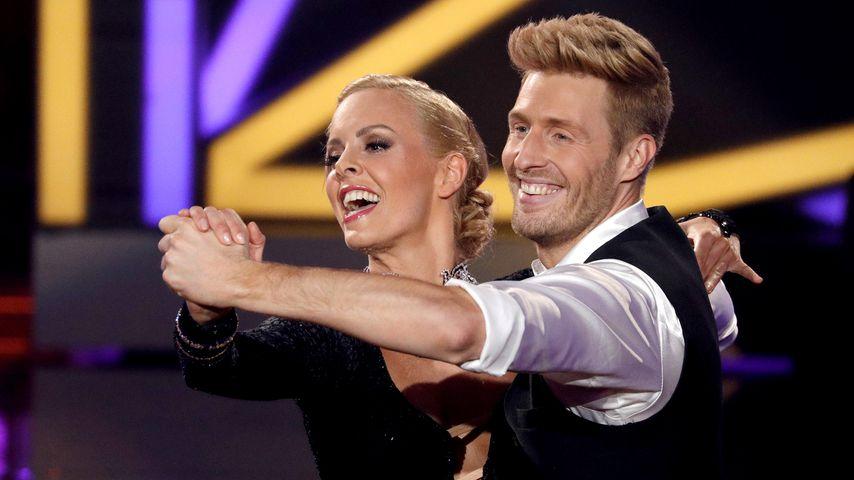 "Isabel Edvardsson und Maxi Arland bei ""Let's Dance"" 2017"