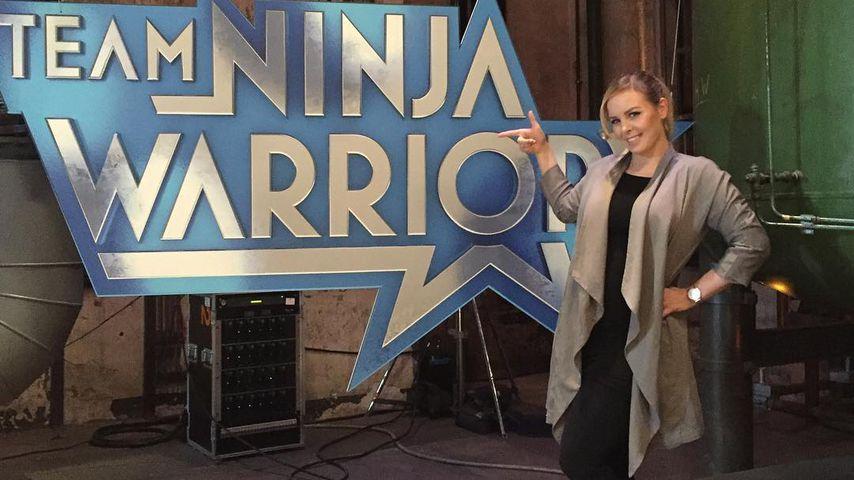 "Neu-Mami Isabel Edvardsson: Ist sie bei ""Ninja Warrior""?"