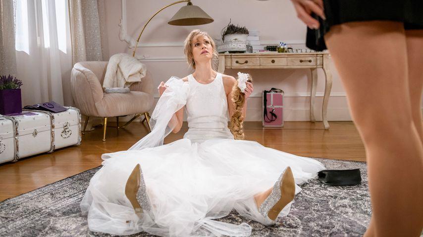 """Isabell Ege alias Jessica in """"Sturm der Liebe"""""""
