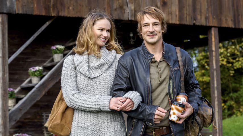 """Jessica (Isabell Ege) und Victor (Sebastian Fischer) in """"Sturm der Liebe"""""""