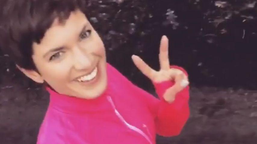 Spaß beim Sport: Isabell Horn zeigt, wie's geht!