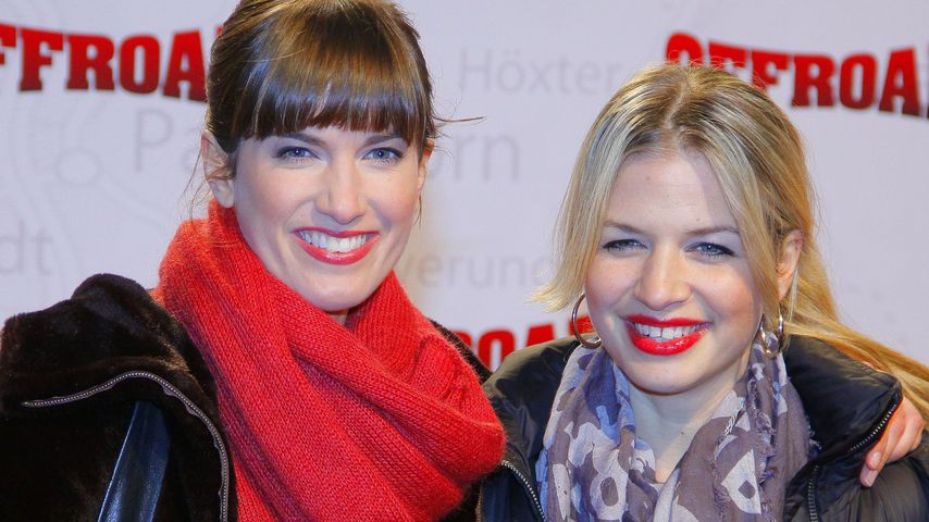 Isabell Horn und Susan Sideropoulos