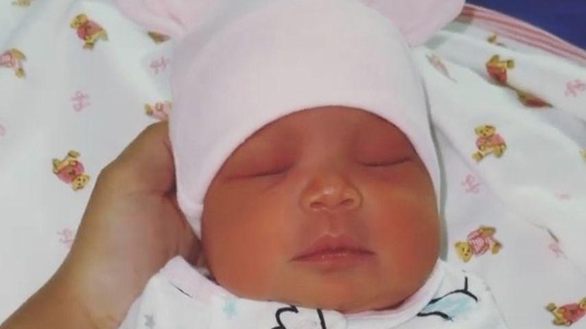 Isabella Rose Smith, Tochter von Ne-Yo und Crystal Smith