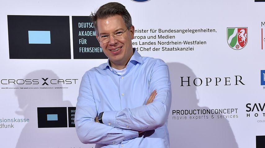 IT-Unternehmer Frank Thelen beim Deutschen Filmpreis 2015 in Köln