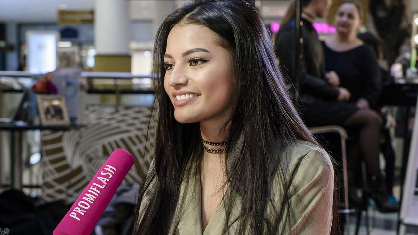 Ivana Santacruz im Promiflash-Interview