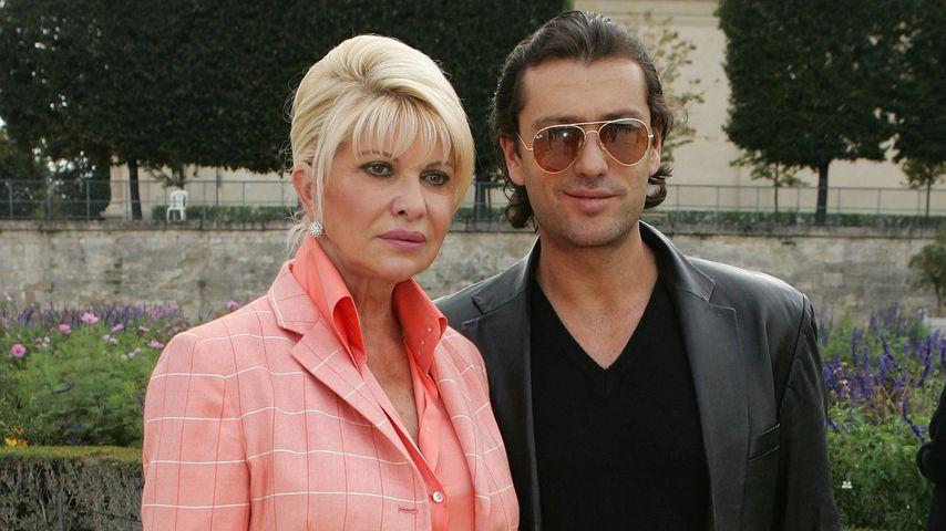 Ivana Trump und Rossano Rubicondi, Oktober 2007
