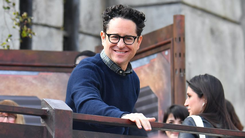 J. J. Abrams in Disneyland