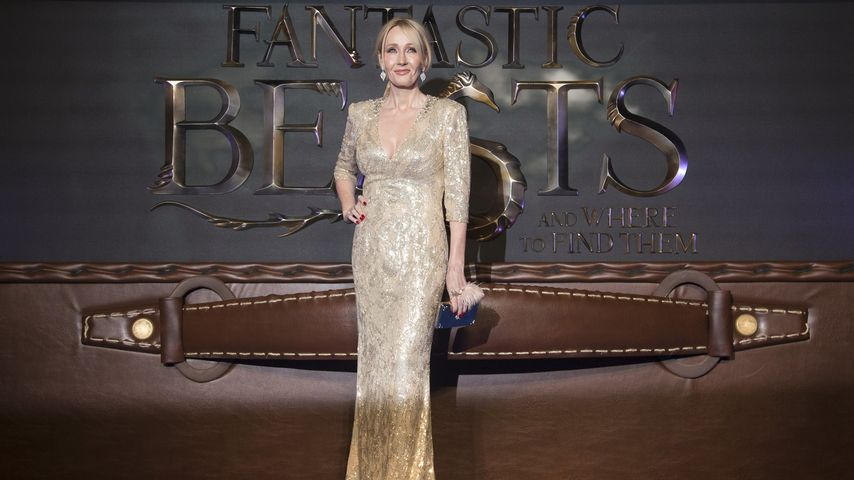 "J.K. Rowling bei der ""Fantastic Beasts""-Premiere in London"