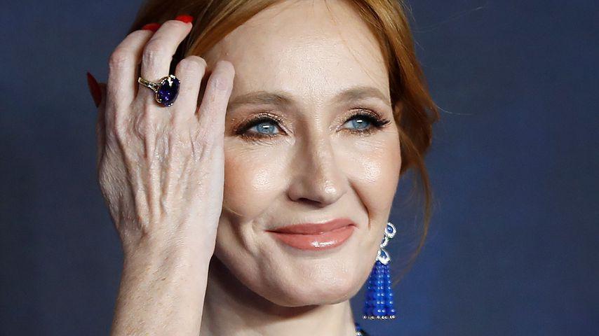 J.K. Rowling im November 2018