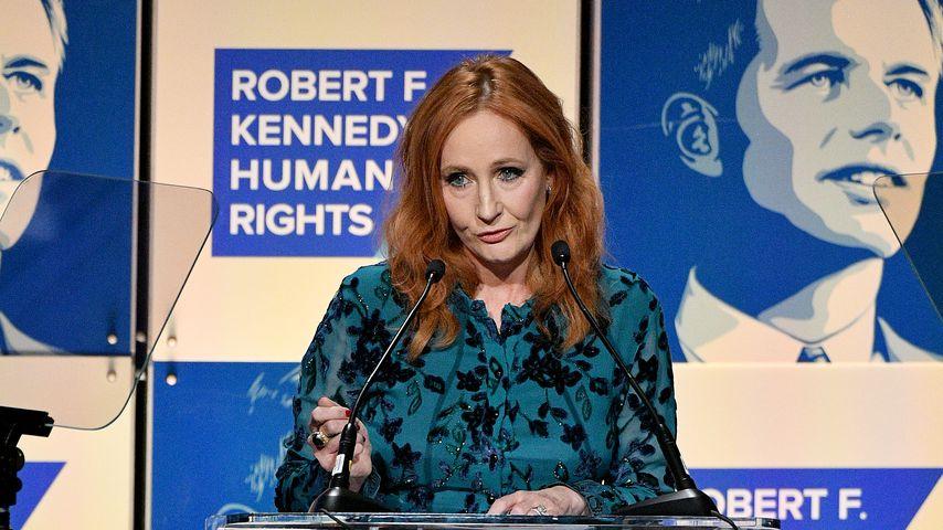 J.K. Rowling bei den RFK Ripple of Hope Awards in New York, Dezember 2019