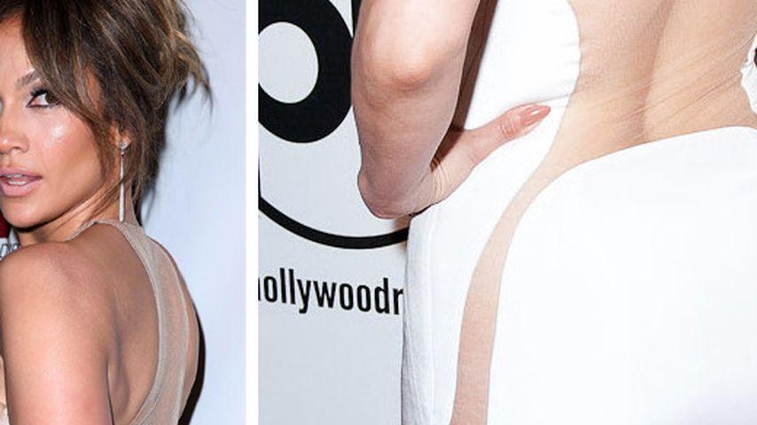 J-Lo: Unterwäsche-los für Kaufman Franco
