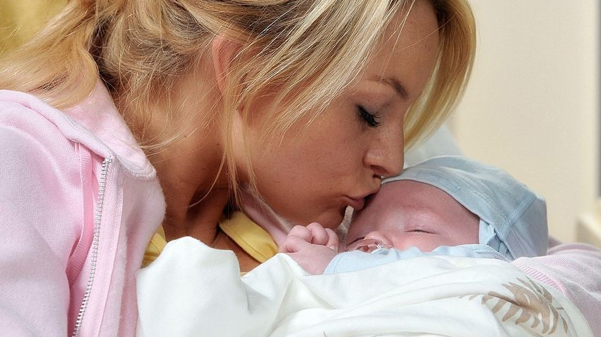 Verbotene Liebe-Baby: Seht hier Jessicas Nachwuchs