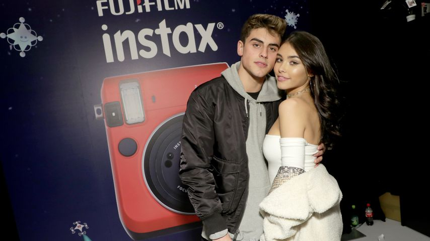 Jack Gilinsky und Madison Beer, 2016