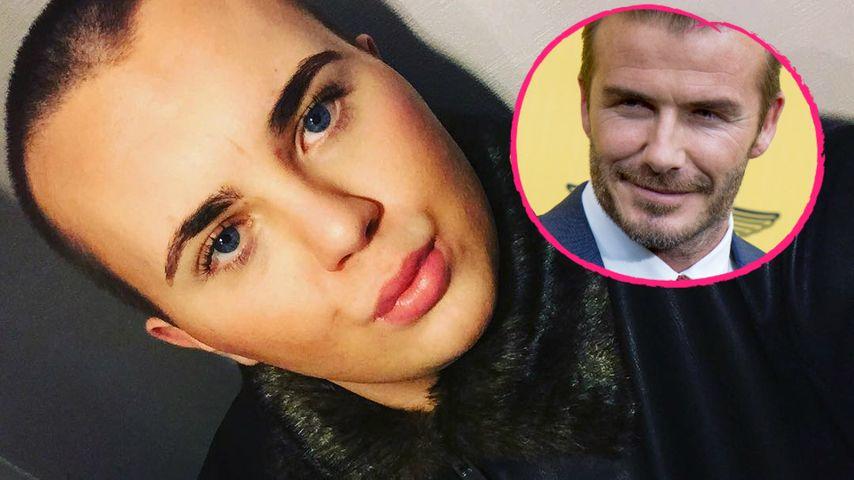 20.000 £ Schulden: Geht Jacks (19) Beckham-Wahn zu weit?
