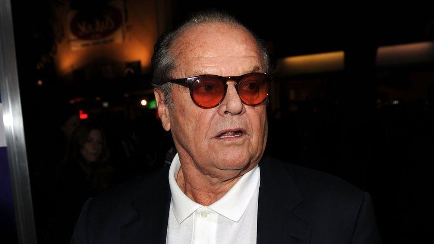 Jack Nicholson bei einer Filmpremiere in Los Angeles
