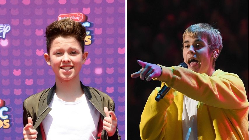 Mit 14: Jacob Sartorius will Justin-Bieber-Rekord brechen!