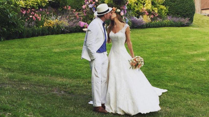 Glücklicher Guy Ritchie: So schön war seine Braut Jacqui