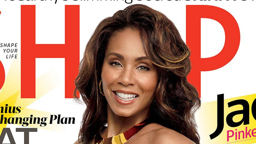 Super-Body: Jada Pinkett-Smith (43) als Cover-Girl
