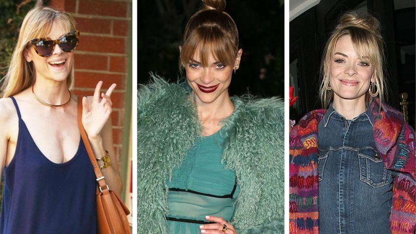 Sie hat's drauf: Jaime King als schwangere Fashion-Ikone