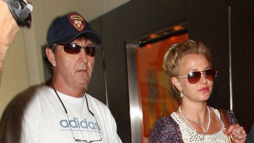 Seit 10 Jahren: Britney Spears' Papa kontrolliert ihr Leben!