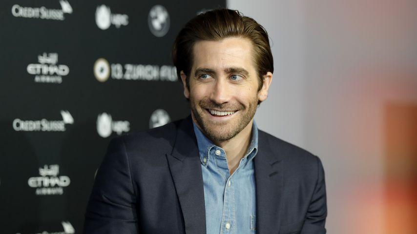 Jake Gyllenhaal beim Zürcher Filmfestival im Oktober 2017
