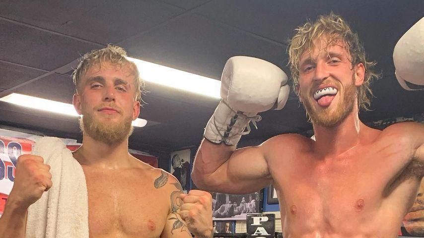 Jake und Logan Paul im November 2020