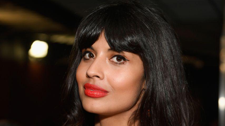Jameela Jamil im Februar 2019 in Los Angeles