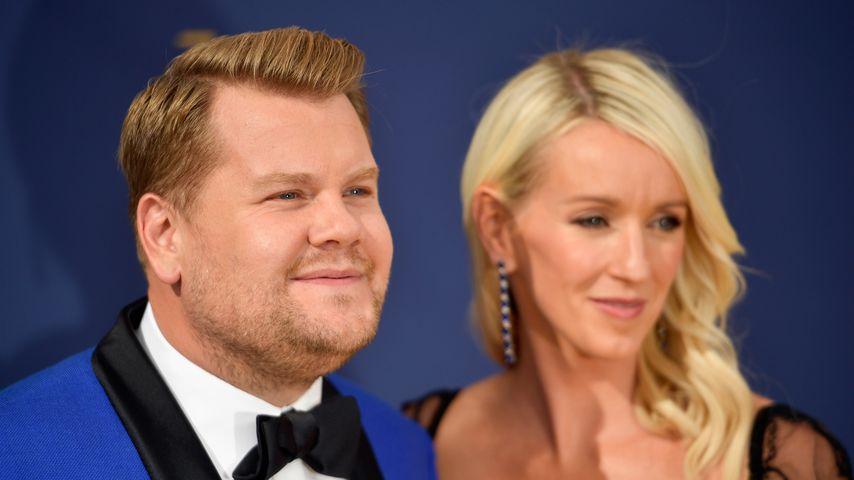 James Corden verrät: Seine Frau schaute Erfolgs-Show nie!