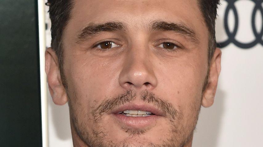Sexuelle Belästigung? Schwere Vorwürfe gegen James Franco!