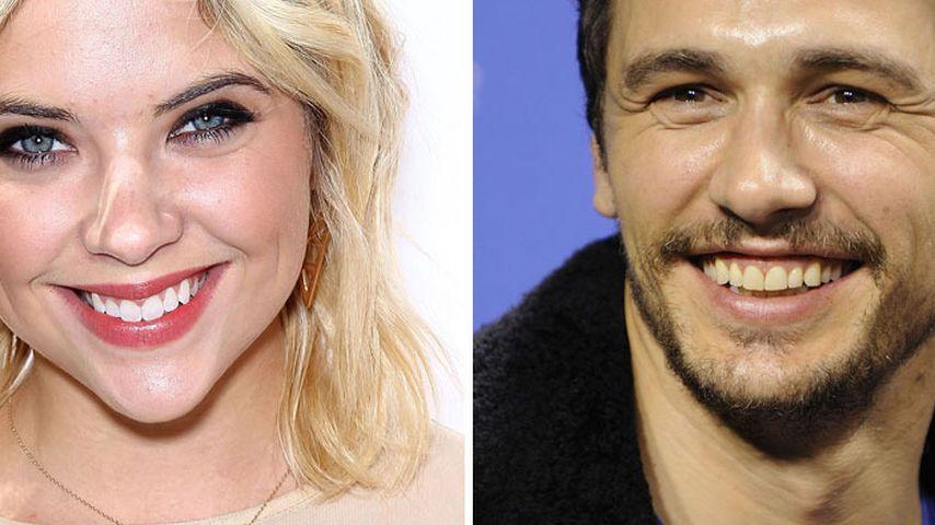 James Franco hat sich in Film-Kollegin verliebt