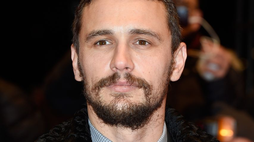 Berlinale-Bock? James Franco zieht langes Gesicht
