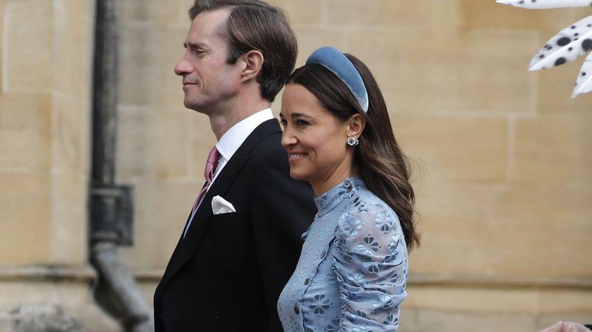 James Matthews und Pippa Middleton bei der Hochzeit von Lady Gabriella Windsor
