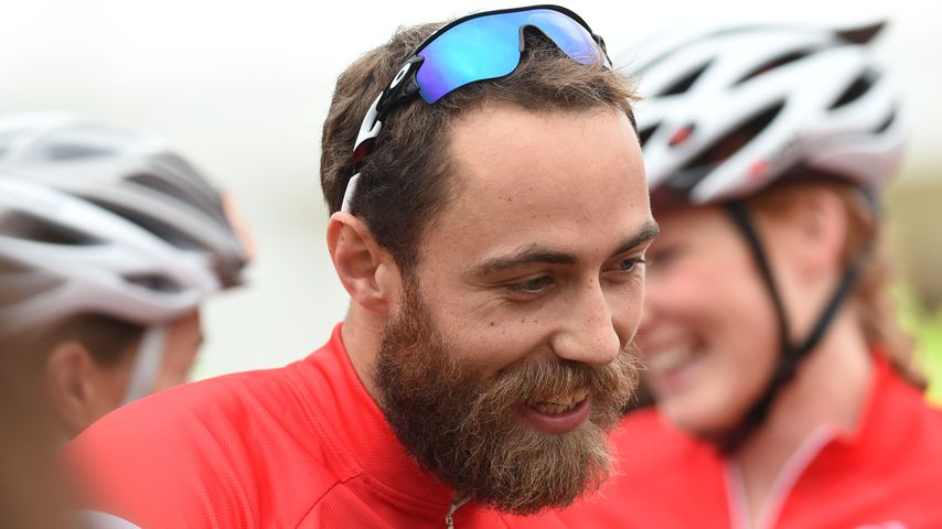 James Middleton im Juni 2015