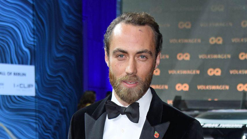James Middleton bei den GQ Awards 2018 in Berlin