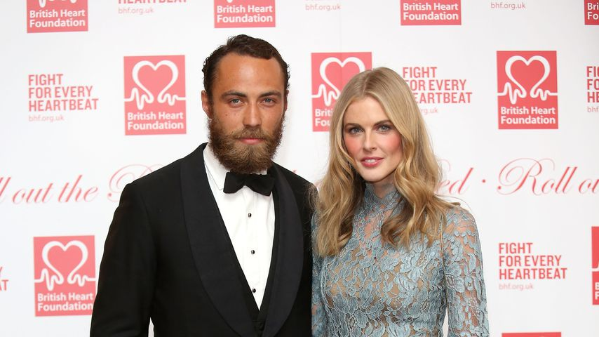 James Middleton: Ich bin Prinz Georges Spaß-Onkel!