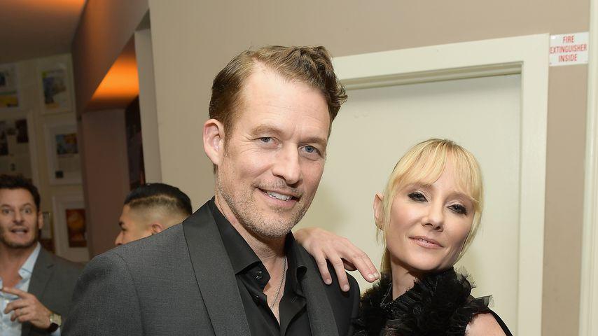 James Tupper und Anne Heche bei der Entertainment Weekly Pre-Emmy Party
