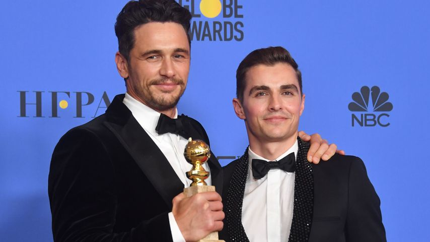 "James und Dave Franco, ""The Disaster Artist""-Stars"