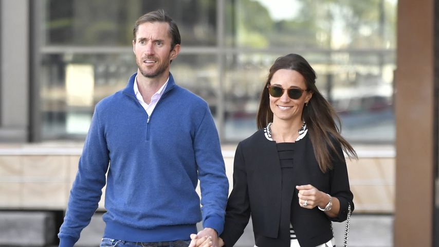 James Matthews und Pippa Middleton in Sydney