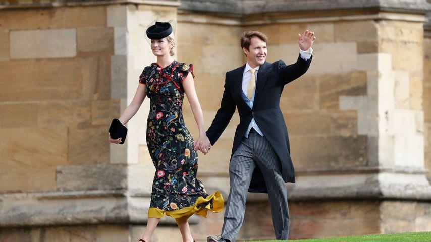 James Blunt und seine Frau Sofia