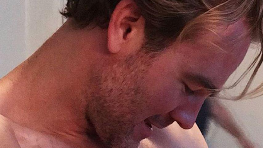 Vaterfreuden: James Van Der Beek ist wieder Papa geworden!
