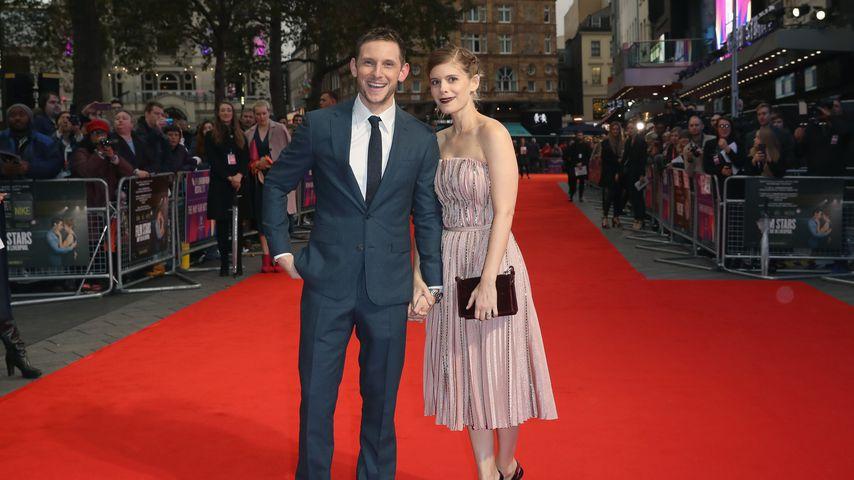 """Jamie Bell und Kate Mara bei der Premiere von """"Film Stars Don't Die in Liverpool"""""""
