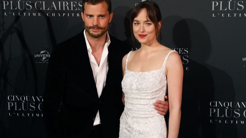 Jamie Dornan und Dakota Johnson