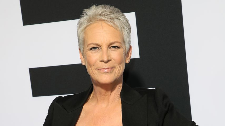 "Jamie Lee Curtis bei der ""Halloween""-Premiere in Kalifornien"