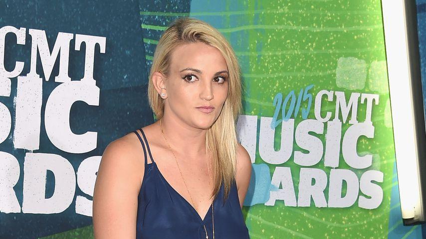 Jamie Lynn Spears bei den CMT Music Awards 2015