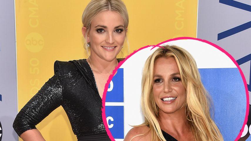 Jamie Lynns Erfolg: Britney megastolz auf kleine Schwester!