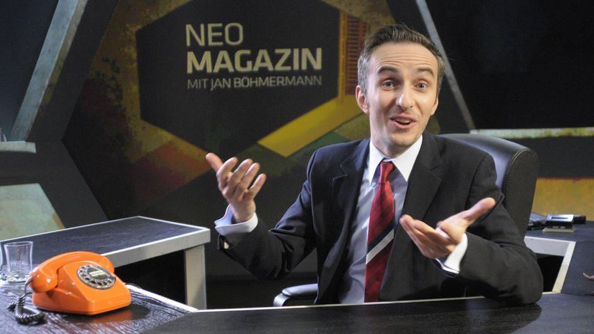 "Jan Böhmermann im ""Neo Magazin Royal""-Studio"